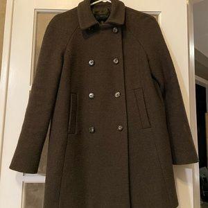Everyday Zara pea coat